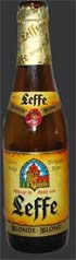 photo of Leffe bottle